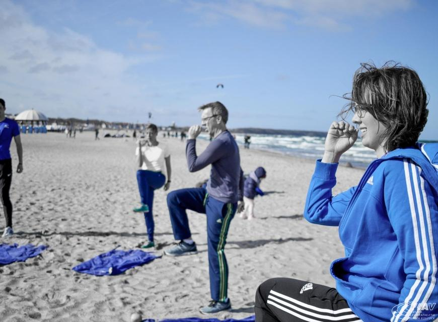 Athletik Beach Training